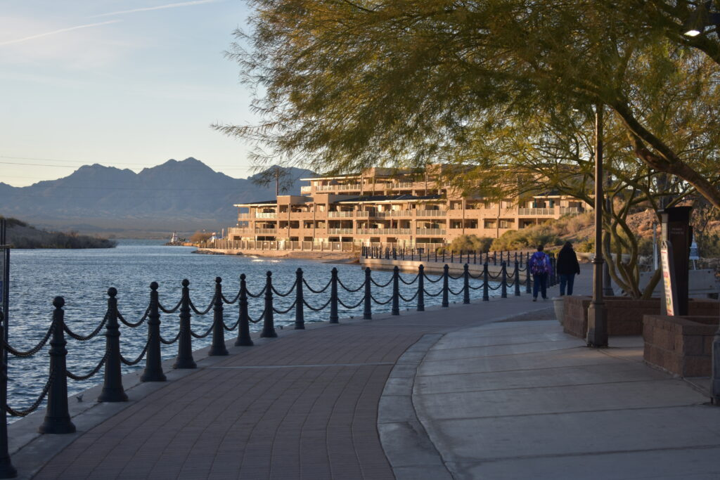 Bridgewater Channel Walk, Lake Havasu 2019