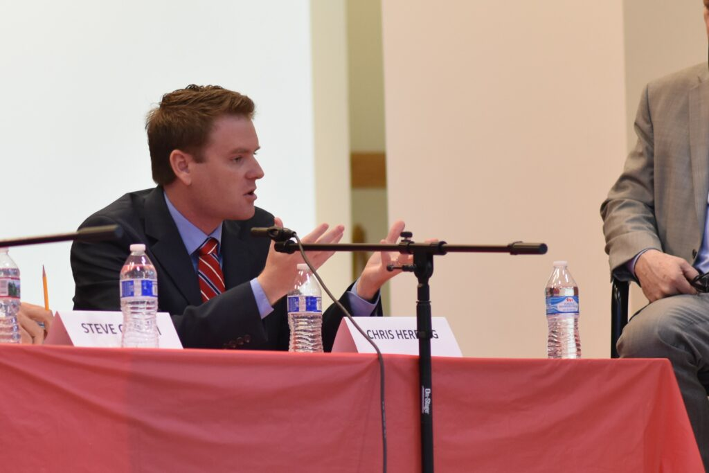 Chris Herring, Election Integrity Panel 2019
