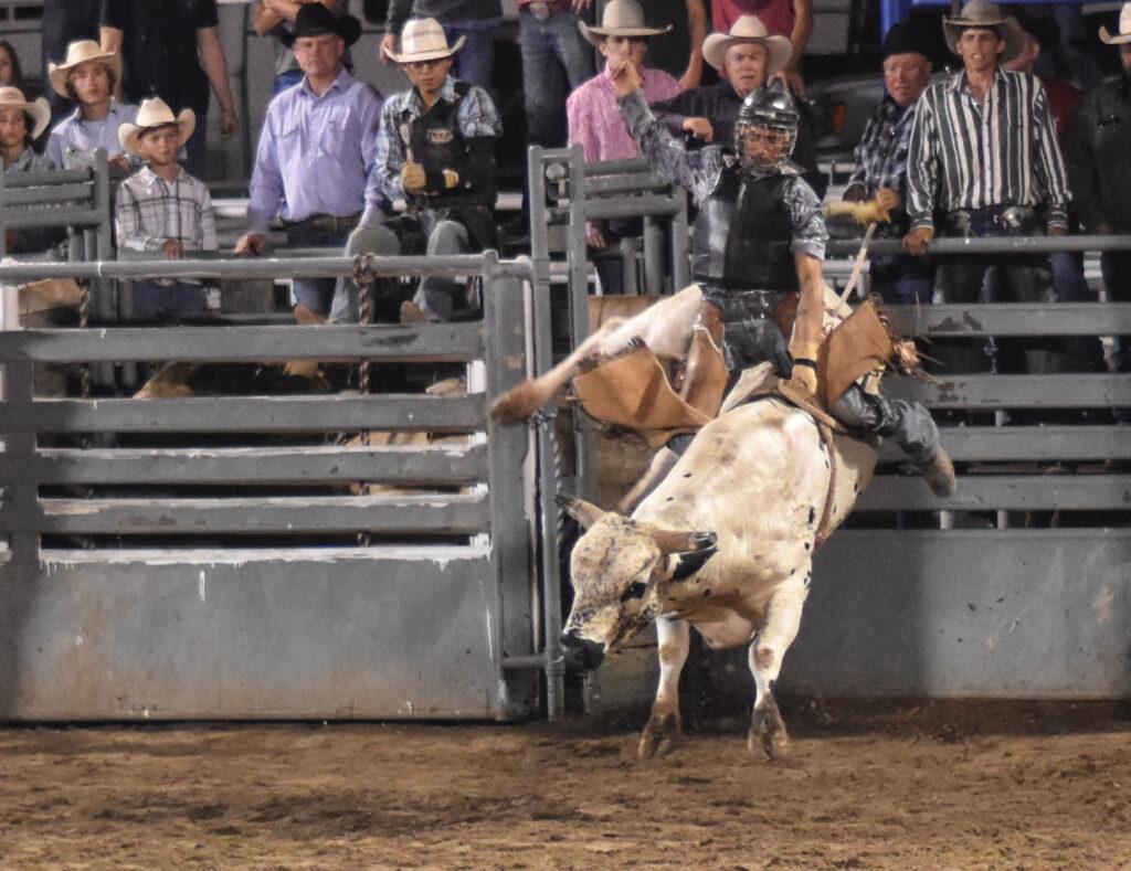Snowflake Pioneer Days Rodeo July 2018
