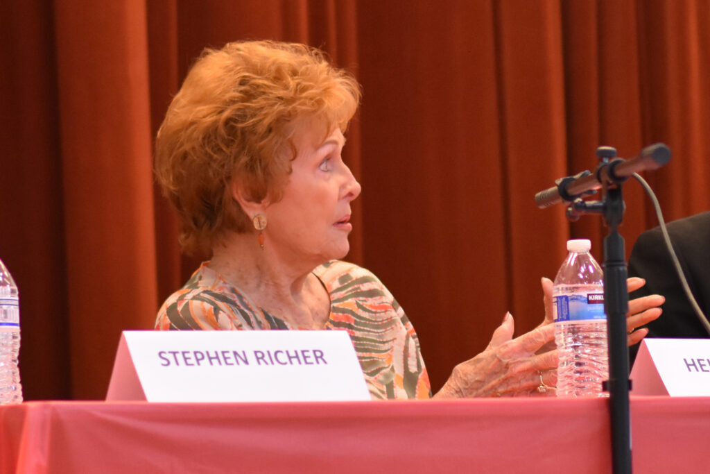 Helen Purcell, Election Integrity Panel 2019