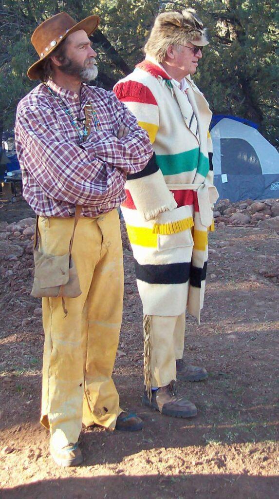 Mountain Man Rendezvous 2007