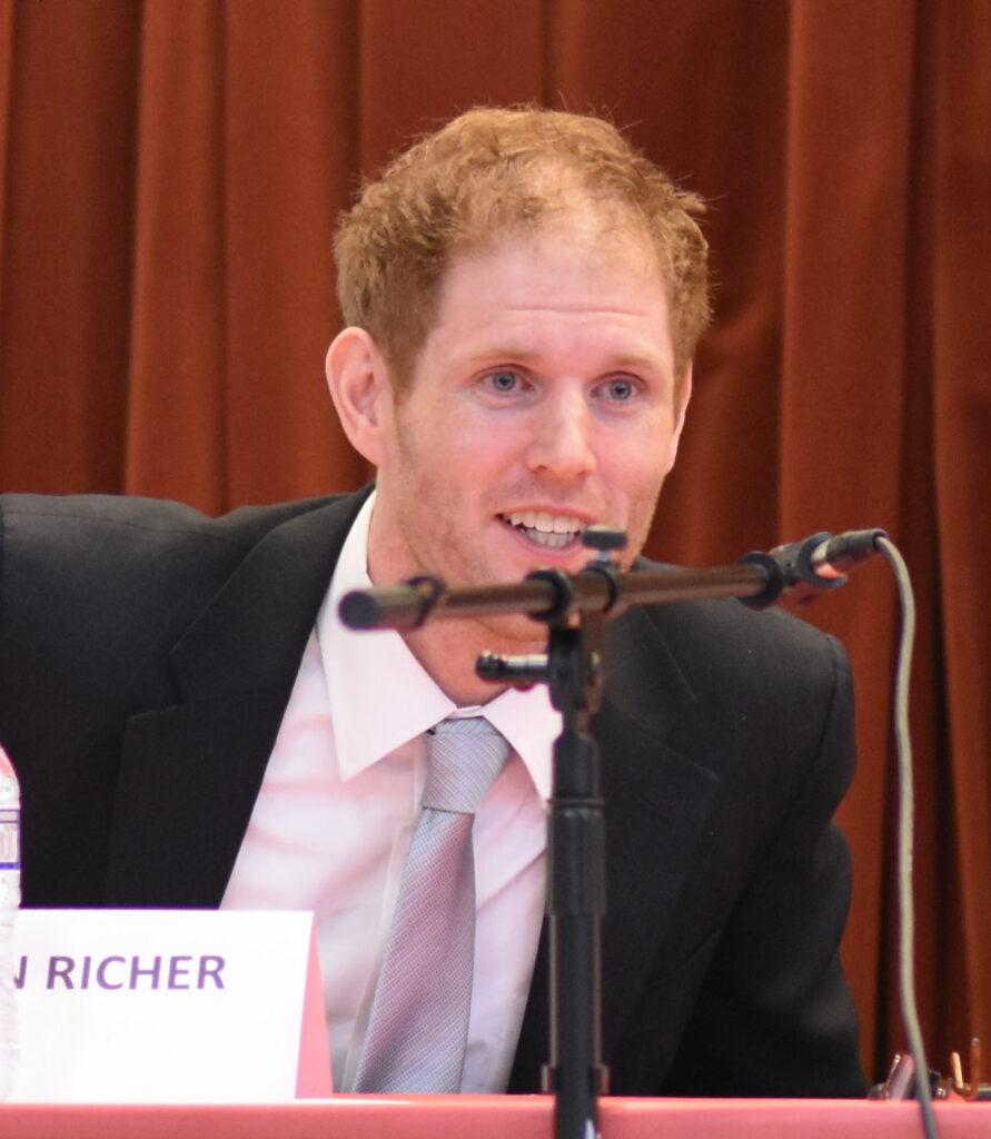 Steven Richer, Election Integrity Panel 2019